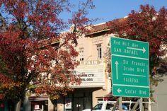 The Hub in San Anselmo