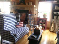 (NEW) Primitive Living Room