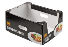 Home - Packit Steaks, Toy Chest, Storage Chest, Twin, Home Decor, Technology, Food Packaging, Packaging Design, Paper Board