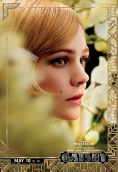 The great gatsby eyes. Carry Mulligan stars in the version of the movie The Great Gatsby, playing the part of Daisy Buchanan. Directed by Baz Luhrmann. Carey Mulligan, The Great Gatsby Characters, The Great Gatsby Movie, Scott Fitzgerald, Baz Luhrmann, Jay Gatsby, Gatsby Style, Gatsby Hair, Gatsby Theme