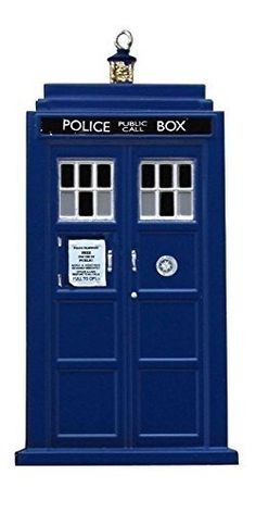 Doctor Who Cyberman Blow Mold Christmas Ornament Doctor Who http