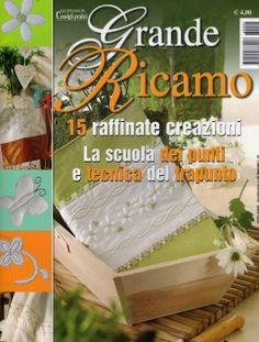 Grande Ricamo №24 2006 Technika trapunto