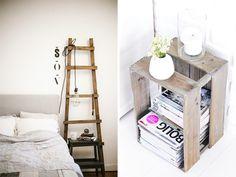 Diy Home: Bedside Tables