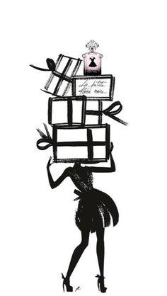 La petite robe noire ♥ http://www.pinterest.com/raffaellaspampi/crazy-for-shopping/