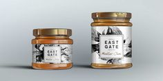 Eastgate Larder branding and website design - Ave Design