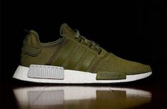 This Olive adidas NMD Is Money on http://SneakersCartel.com | #sneakers #shoes #kicks #jordan #lebron #nba #nike #adidas #reebok #airjordan #sneakerhead #fashion #sneakerscartel