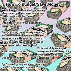 I want to start saving and managing my money Girl Life Hacks, Girls Life, Jobs For Teens, Glow Up Tips, Hoe Tips, Baddie Tips, Financial Tips, Financial Planning, Money Saving Tips