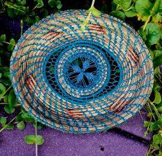 Bell Hoyecki Pine Needle Baskets