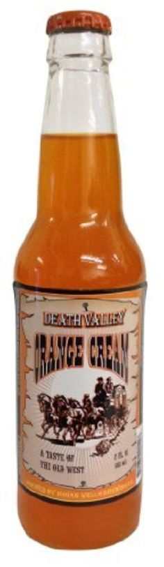 Indian Wells Brewing Co. Death Valley Orange Cream Soda by Indian Wells Brewing Co. -- Awesome products selected by Anna Churchill