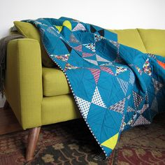 SHAKE IT UP QUILT, A FREE PATTERN FOR MICROMOD, FROMCLOUD9