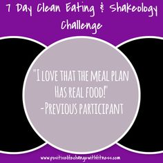 """""""I get to eat real food"""" Click the photo for more information! #cleaneating #accountability #support #motivation #workouts #athomeworkouts"""