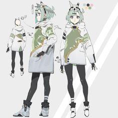 Female Character Design, Character Design References, Character Design Inspiration, Character Concept, Character Art, Animation Character, Character Sketches, Cute Characters, Anime Characters