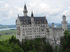 Neuschwanstein! Munich, Germany from blog.travelpod.com