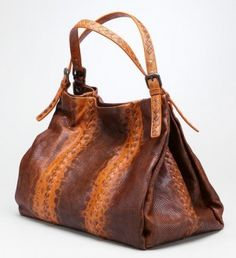 Bottega Veneta Canyon Karung Bag #handbags