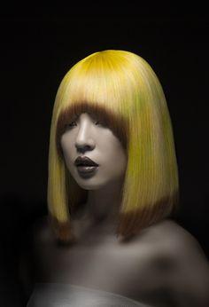 2015 T.T 作品集【 迷彩】 - 台灣 專業 技術師 - 創意髮型 - 線上訊息 - 髮型文化雜誌