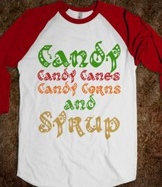 Only the Four Major Food Groups! :) LOL Well at least in Buddy the Elf's opinion! :) Love that movie!