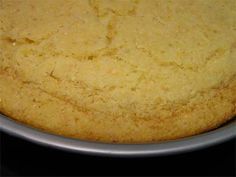 Gluten Free Cornbread---made this with 1/2 corn flour and 1/2 quionoa flour
