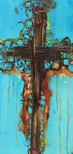 Cross Art  Painting