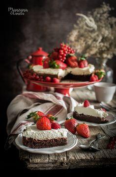 Pastel de chocolate sin harina. Receta sin gluten. No flour chocolate cake. Gluten free. #chocolate #tarta #singluten #glutenfree