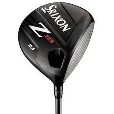 Srixon Golf Clubs Z-355 10.5 Driver Regular Very Good Men