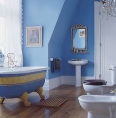 color inspiration for bathroom