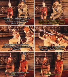 Dragon Age: Origins Best scenes in the history of ever