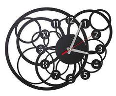 120931075053 - orologi design, orologi da parete, orologi da parete in acciiaio - ITALpol - orologio da parete in acciaio, orologio da paret...