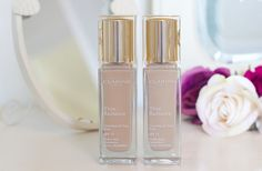 Take a look at Pearls & Poodles review of True Radiance Foundation...