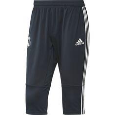 adidas Men s Soccer Real Madrid 3 4 Training Pants  05f08013b19e8