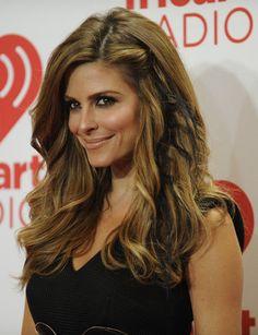 Maria Menounos Hair