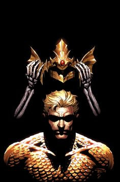 AQUAMAN #35 Written by JEFF PARKER Art and cover by PAUL PELLETIER and SEAN PARSONS MONSTERS Variant cover by MARK NELSON On sale OCTOBER 22 • 32 pg, FC, $2.99 US • RATED T Retailers: This issue will ship with two covers. Please see the order form for more information. The shocking truth is revealed: The tomb of Aquaman's mother is empty! But there's something sinister about this development that will change Arthur's life forever!