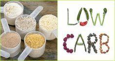 Quais são as farinhas low carb e como fazer Low Carb Keto, Low Carb Recipes, Vegetarian Recipes, Healthy Recipes, Sopas Low Carb, Low Carp, Cycling Diet, No Carb Diets, Food Hacks