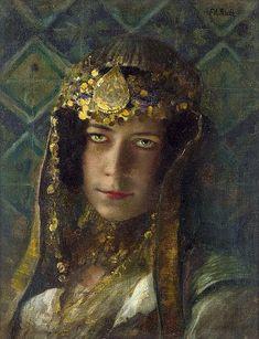 Ferdinand Max Bredt - Die tunesische Braut (1920)