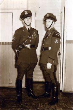 KC Police History