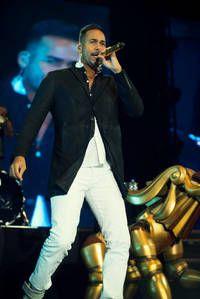 2015-03-21 - Romeo Santos performs at Hovet, Stockholm