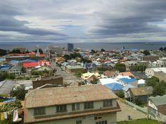 Punta Arenas in Magallanes y de la Antártica Chilena