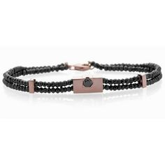Pulsera Black Diamond Rosé