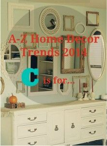 A-Z Home Decor Trend 2014: Collages - Alice T. Chan | HGTV Host and Interior Designer | Alice T. Chan As Seen On HGTV | San Francisco Bay Area Interior Renovation and Design Specialist