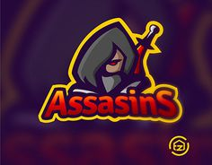 "Check out new work on my @Behance portfolio: ""ASSASINS GAMING 