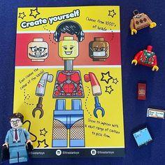 FREE POST Lego city ville homme mini figure