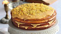 Анковский пирог для Льва Толстого, пошаговый рецепт с фото