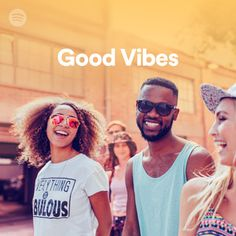 Set it off with these epic anthems. Only good vibes here!