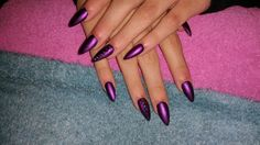 Purple matte gens