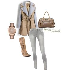 """""""Fall Jacket"""" by natalie-buscemi-hindman on Polyvore"""