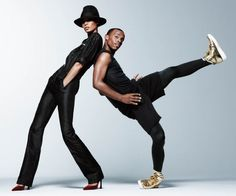 7 Joan Smalls and Charles Lil Buck Riley cover WSJ Innovators Issue November 2014