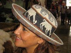 #Peruanischer leichter #Hut für den #Sommer in verschiedenen Grautöne