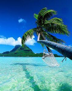 Bora Bora – The Most Famous Tropical Island