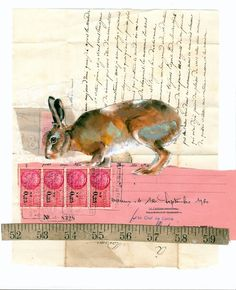 ⌼ Artistic Assemblages ⌼  Mixed Media & Collage Art - By Tracie Lyn Huskamp -   www.TheRedDoor-Studio.com