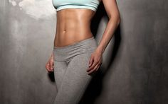 Stubborn belly fat can be difficult to lose; but with HIIT training, you can blast belly fat and get flatter, stronger abs. Fitness Workouts, Sport Fitness, Ab Workouts, Fitness Foods, Workout Diet, Fitness Equipment, Flat Belly Challenge, Workout Challenge, Planking Challenge