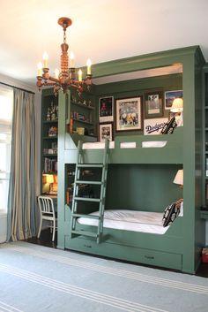 Charlie & Henry's Shared Bedroom — Kids Tour